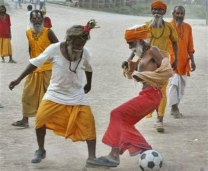 An Indian style of play?