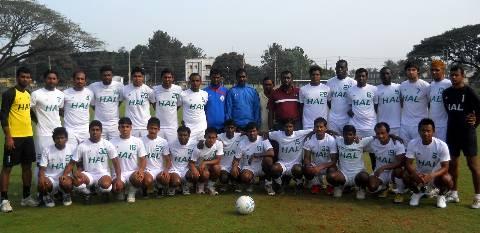 HAL team 2011-12