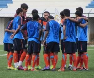 India U22 football team