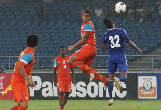 India vs Nepal World Cup Qualifier