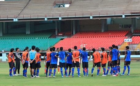 Wim Koevermans explains Team India
