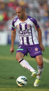 Billy Mehmet - Perth Glory 1