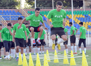 Courtesy : Tajikistan Football Federation