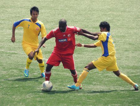Shillong Lajong vs TFA