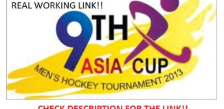 Hockey-9th-Asia-Cup