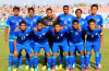 Indian Football team vs Tajikistan