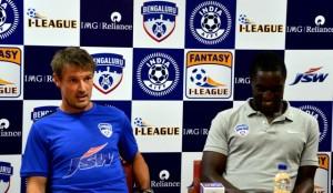 Ashley Westwood Bengaluru FC