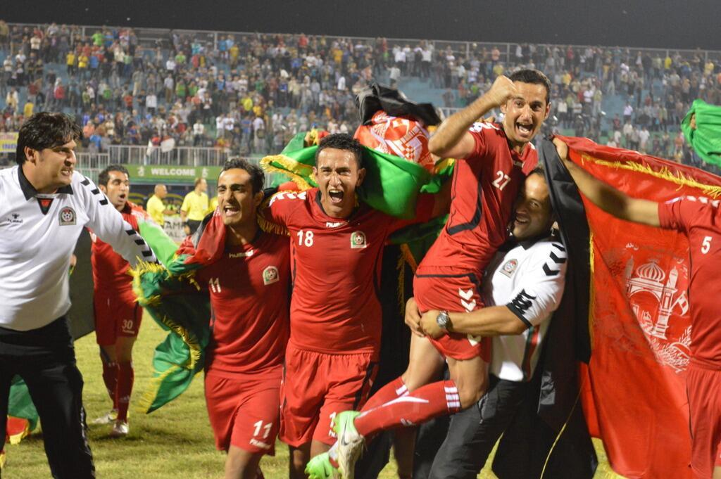 SAFF 2013 Afghanistan