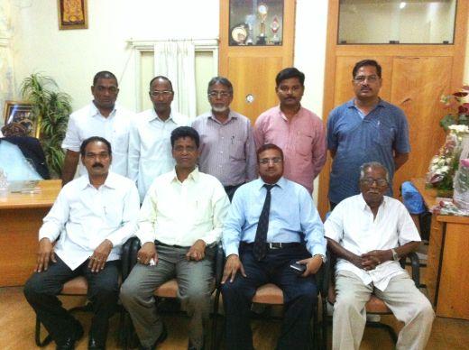 Elected members of the Andhra Pradesh FA