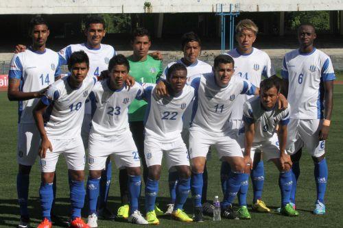 Randajied United 2013 Team