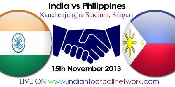 India vs Philippines