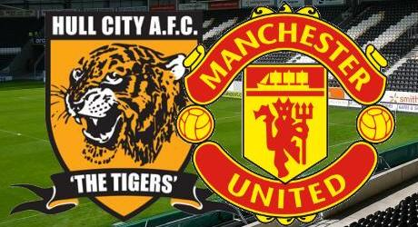 Hull City vs Manchester United Goals highlights