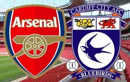 Arsenal vs Cardiff City live stream