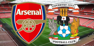 Arsenal vs Coventry City live stream