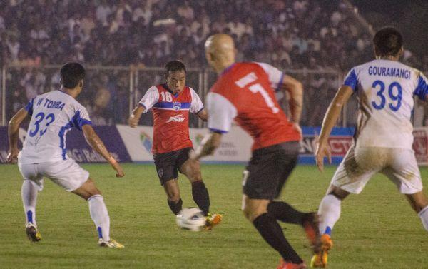 Bengaluru FC vs Randajied United