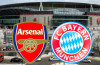Arsenal vs Bayern live stream watch free