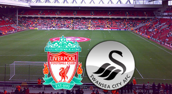 Liverpool vs Swansea City live stream free