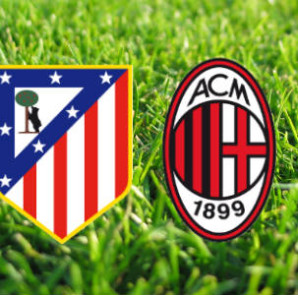 Atletico Madrid vs AC Milan li