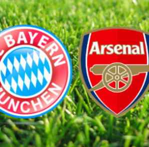 Bayern Munich vs Arsenal live stream free