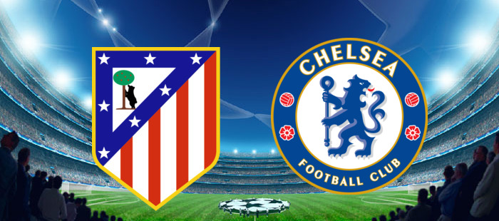 Atletico Madrid vs Chelsea live stream free
