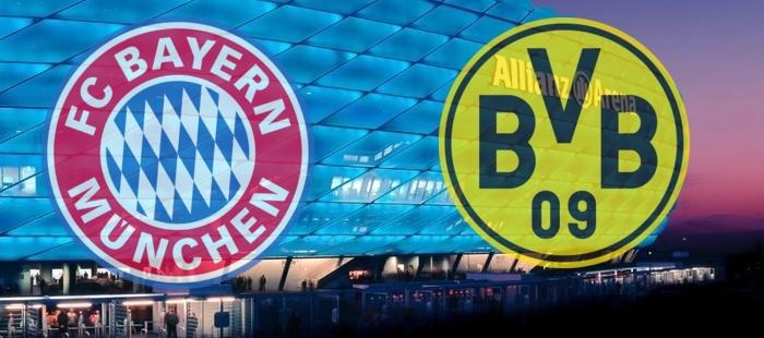 Bayern Munich vs Borussia Dortmund live stream free