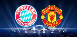 Bayern Munich vs Man Utd