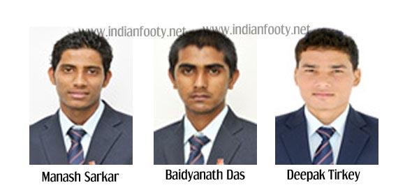 East Bengal signs TFA cadets