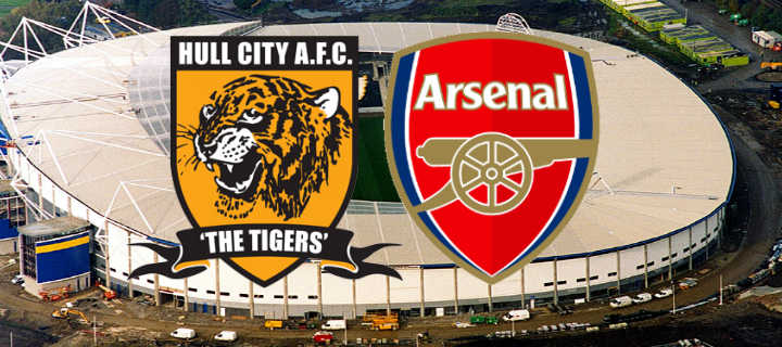 Arsenal vs Hull FA Cup live stream free