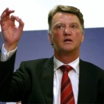 Man united manager Van Gaal