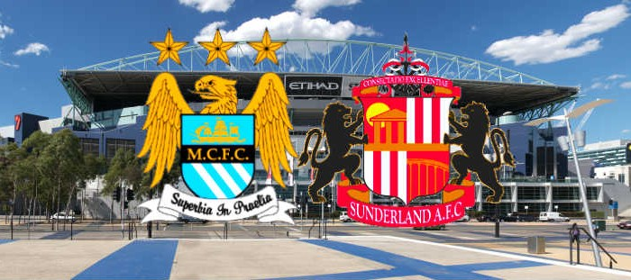 English Premier League Man City vs Sunderland live stream free where to watch online