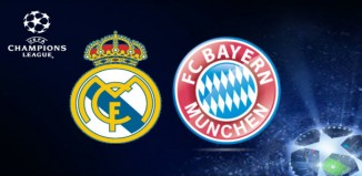 UEFA Champions League UCL Real Madrid vs Bayern live streaming free link