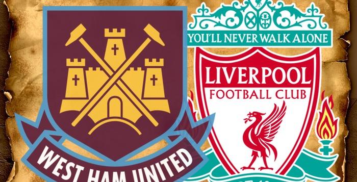 West Ham vs Liverpool live stream free