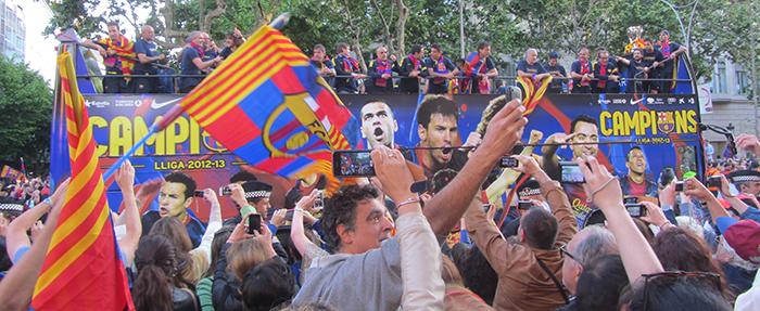 Barcelona Suarez