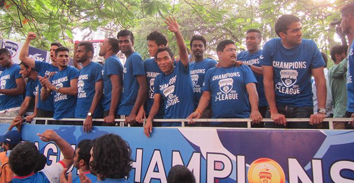 Bengaluru FC team members