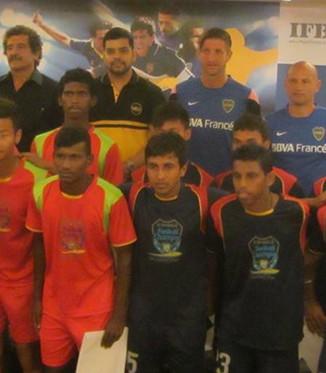 Boca Juniors India