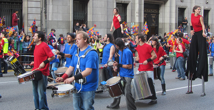Barca Celebrations