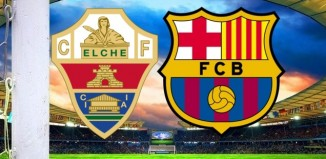 Barcelona vs Elche live stream free