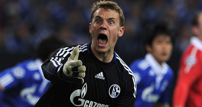 neuer germany world cup