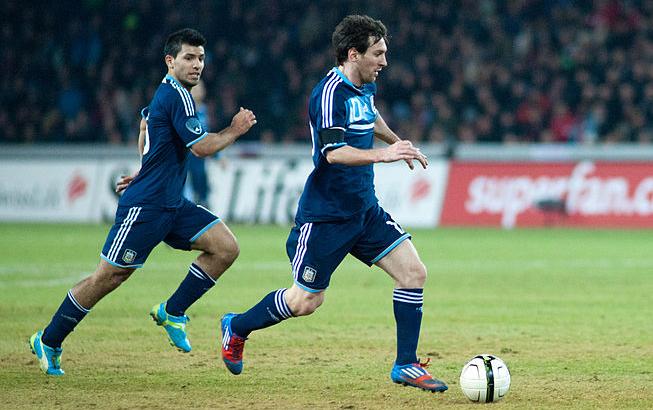 Lionel Messi key player for Argentina vs. Iran
