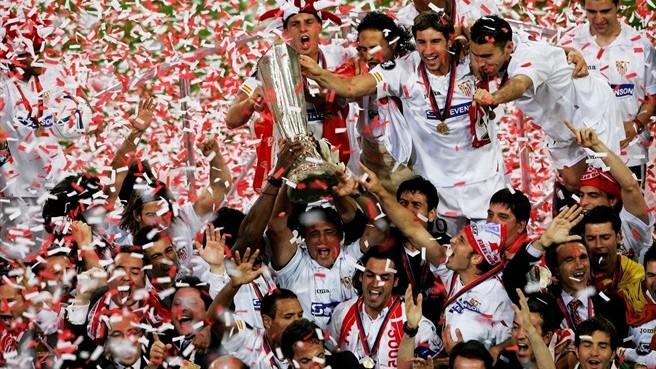 Sevilla Europa Victory