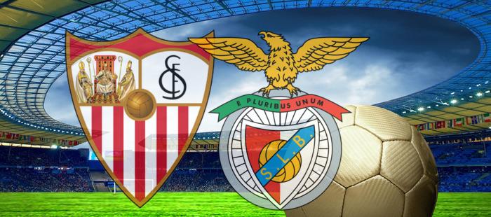 Sevilla vs Benfica Live Stream Free