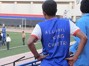 Sunil Chhetri fan