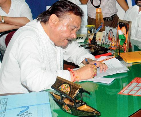Madan Mitra Trinamool Congress
