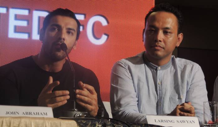 John Abraham launches North East United FC