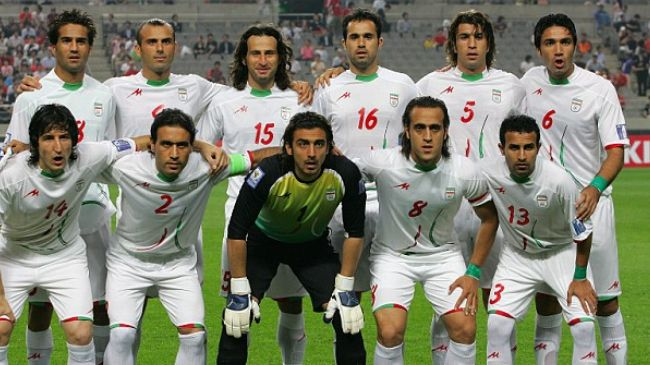 Iran world cup