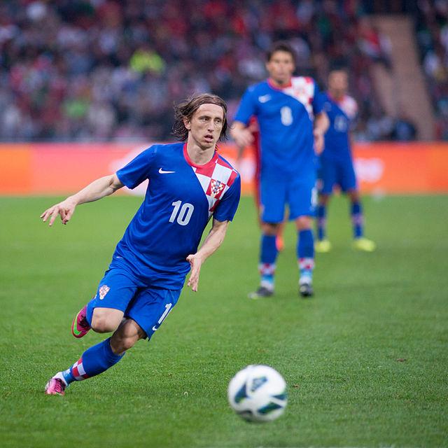 Luka_Modric real madrid croatia