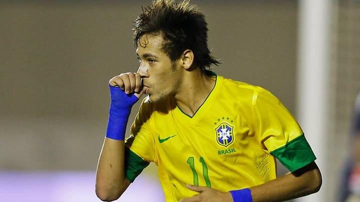 Neymar key player in Brazil squad