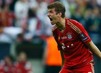 Muller hattrick world cup