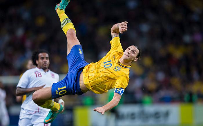 Zlatan Ibrahimovic Banned