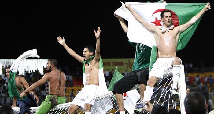 Algeria AFCON 2015